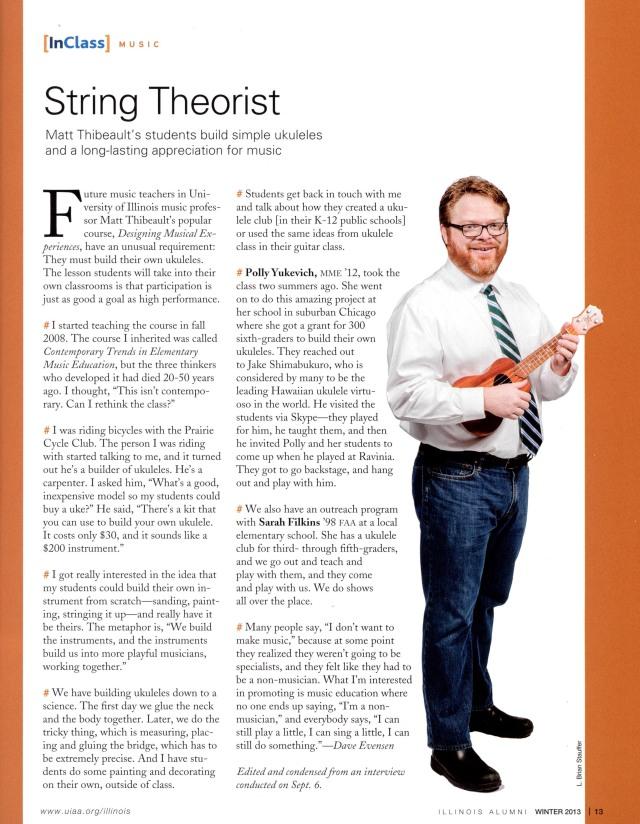String Theorist