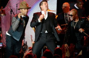 "NYTimes covers the ""Blurred Lines"" infringement case, click here for the article."